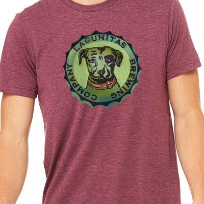 Men's Triblend crew neck T-Shirt