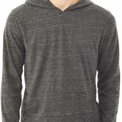 Men's Recycled Pullover Hoodie